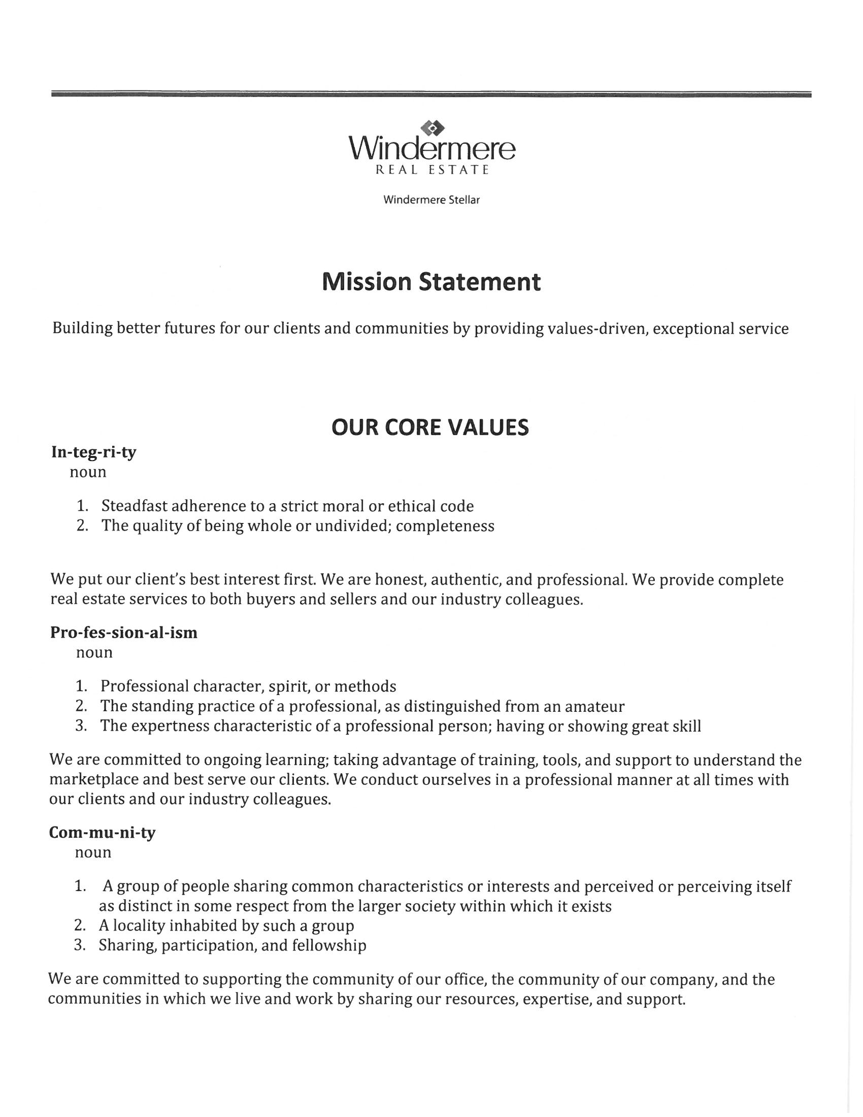 misson statement formulation Mission statements come in all shapes and sizes: from the short and pithy to the  comprehensive and verbose and from the vague and general.